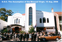 Assumption of the Blessed Virgin sm